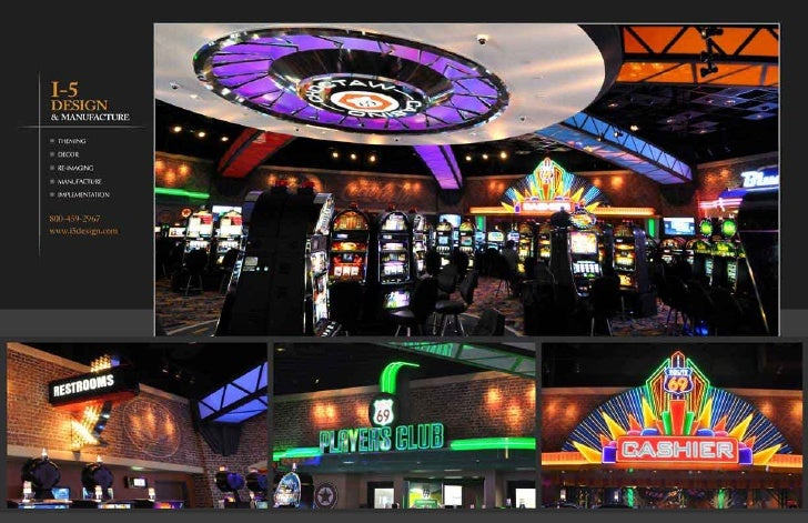 casino environment examples - spring 2010