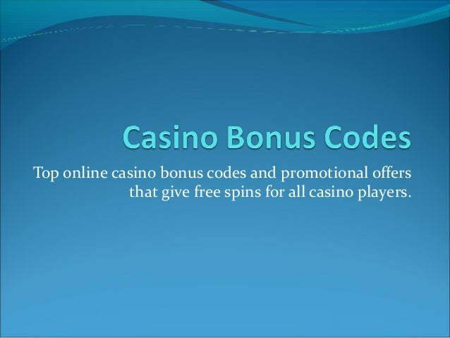best online casino bonus codes spiele casino