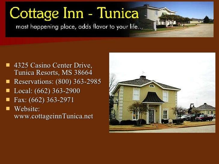Sheraton casino tunica