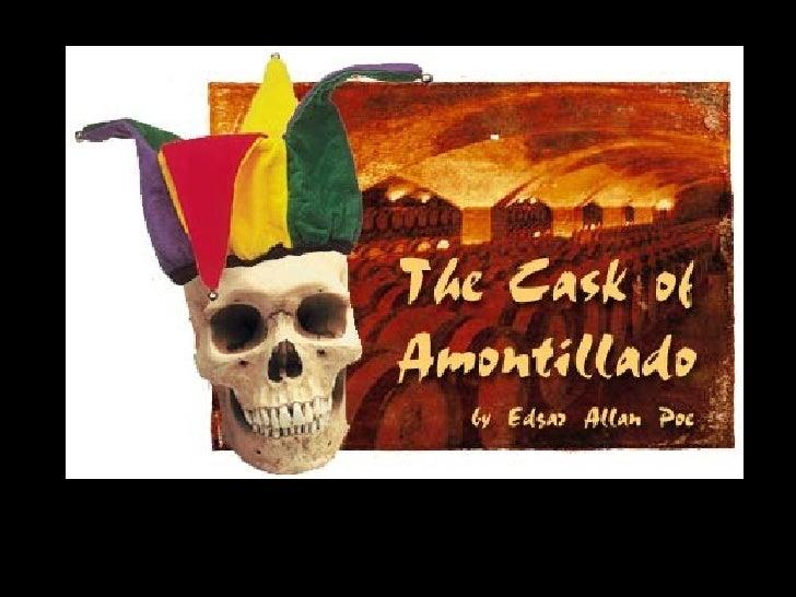 Cask of Amontillado Intro Notes