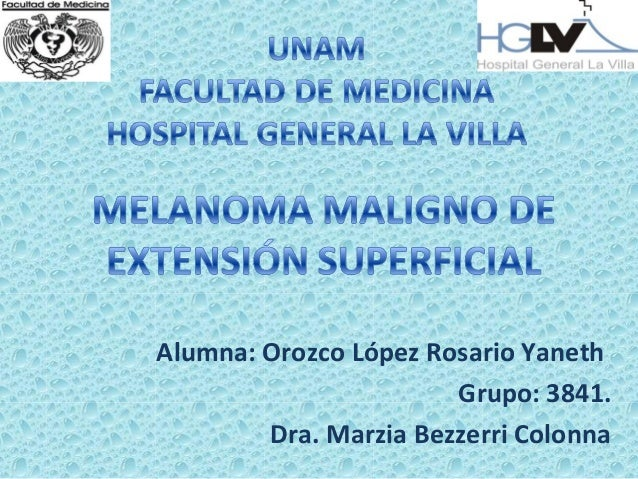 Alumna: Orozco López Rosario Yaneth Grupo: 3841. Dra. Marzia Bezzerri Colonna