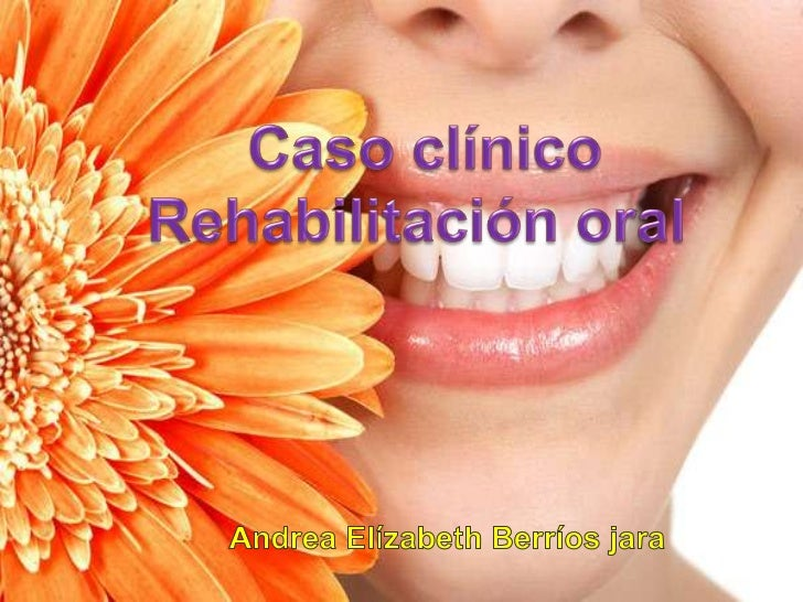 Caso clinico operatoria dental