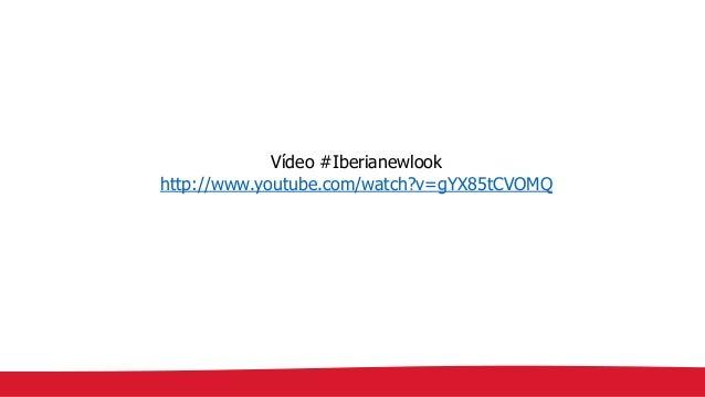 Vídeo #Iberianewlook http://www.youtube.com/watch?v=gYX85tCVOMQ