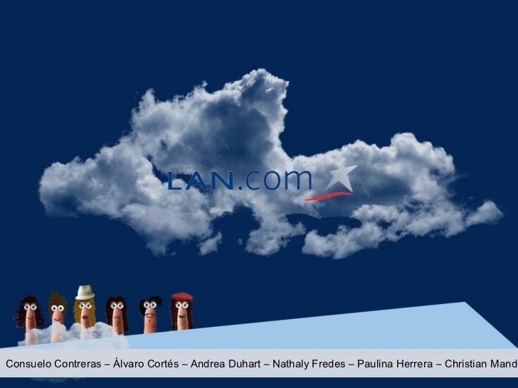 Consuelo Contreras – Álvaro Cortés – Andrea Duhart – Nathaly Fredes – Paulina Herrera – Christian Mandu