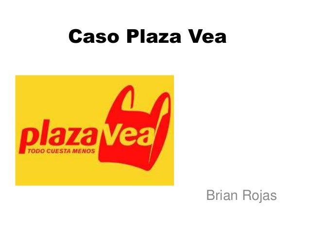 Caso Plaza Vea Brian Rojas