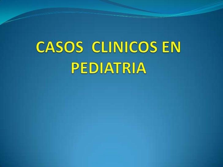 CASO CLINICO 1º Neonato de 5 días de vida con distrés respiratorio