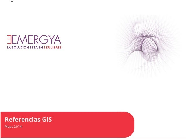 Casos de éxito GIS -may2014