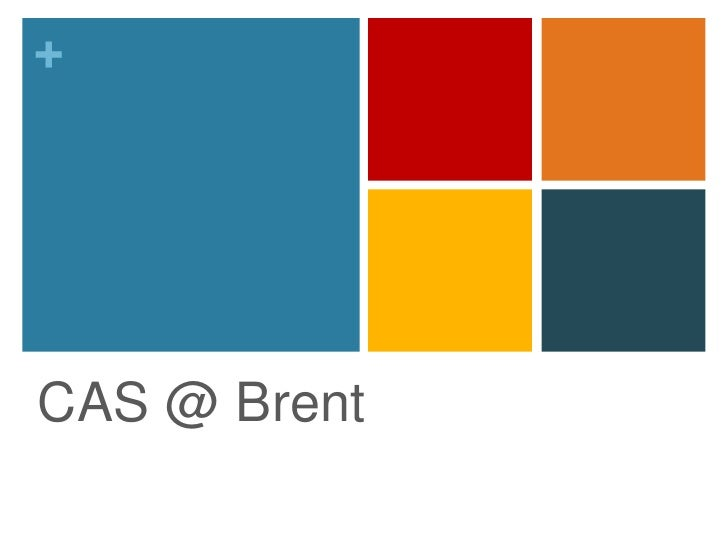 CAS Presentation BISB 2010