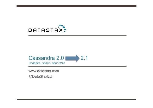 Cassandra 2.0 to 2.1