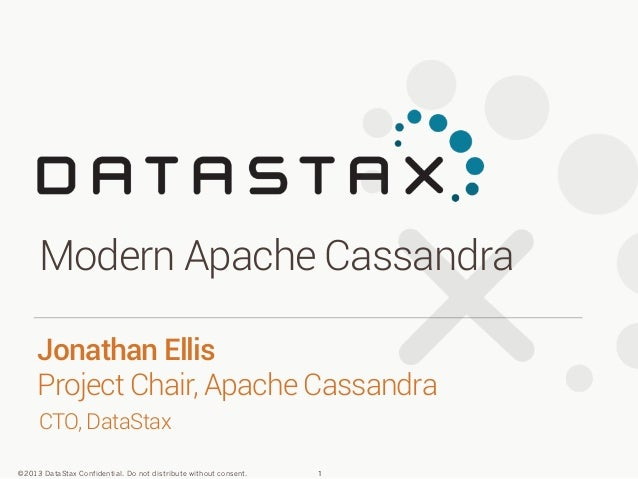 "Jonathan Ellis ""Apache Cassandra 2.0 and 2.1"". Выступление на Cassandra conf 2013"