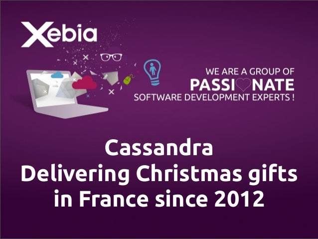 C* - Delivering Christmas gifts in France since 2012