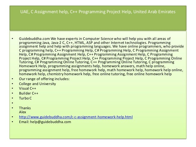 "essay on c++ programming As there are nowadays a plethora of object-oriented programming languages ( oopls for short), we believe it is evaluation methodology proposed by edward berard [15] in his essay entitled ""evaluating an object- c++ program could be written without creating objects and sending messages to them, java expresses."