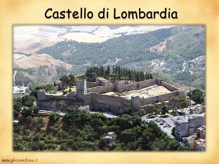 Castello di Lombardia<br />