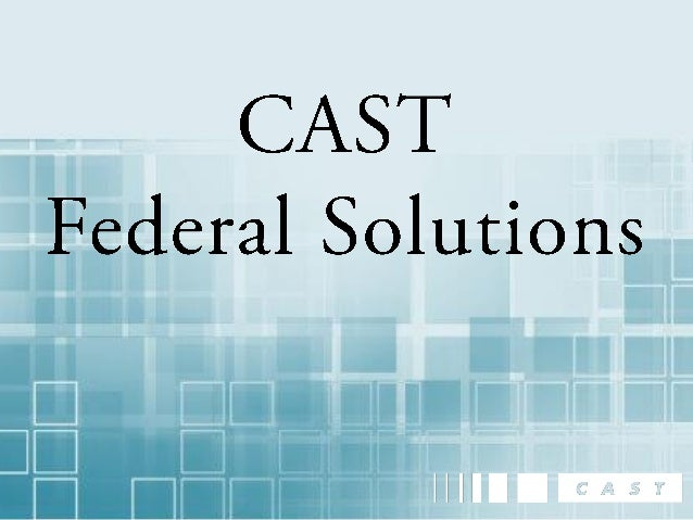 CAST Federal Solutions