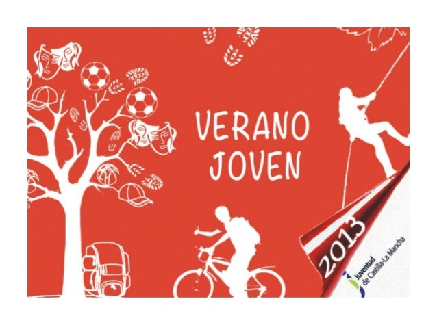 Castilla la mancha 2013   Verano Joven