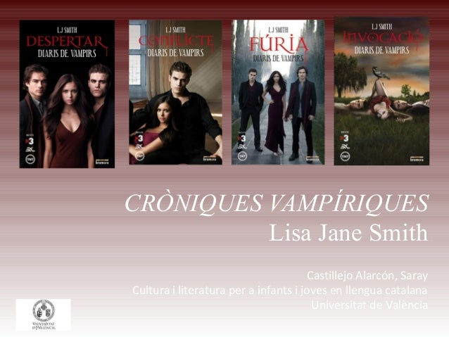 Castillejo Saray Cròniques Vampíriques