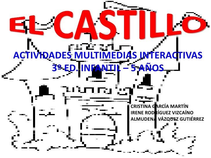 Castillo-Actividades interactivas