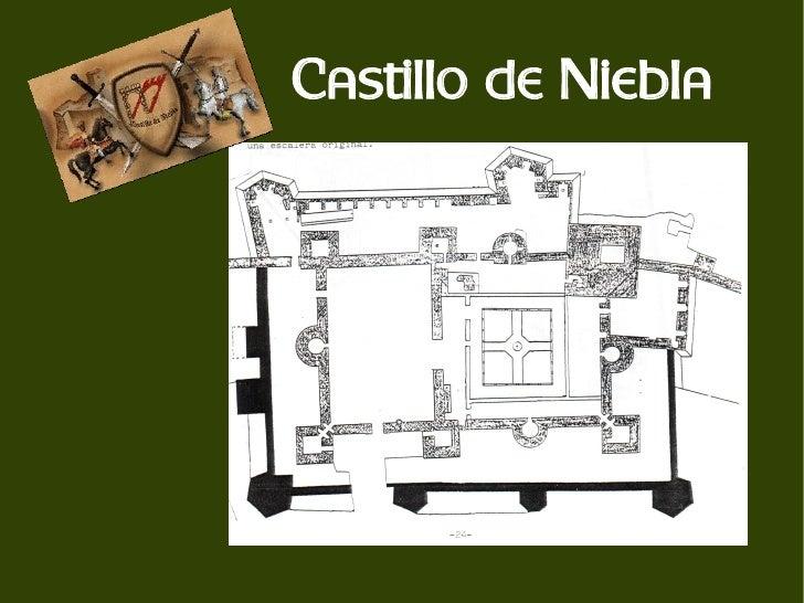 Castillo de Niebla