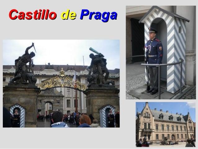 CastilloCastillo dede PragaPraga