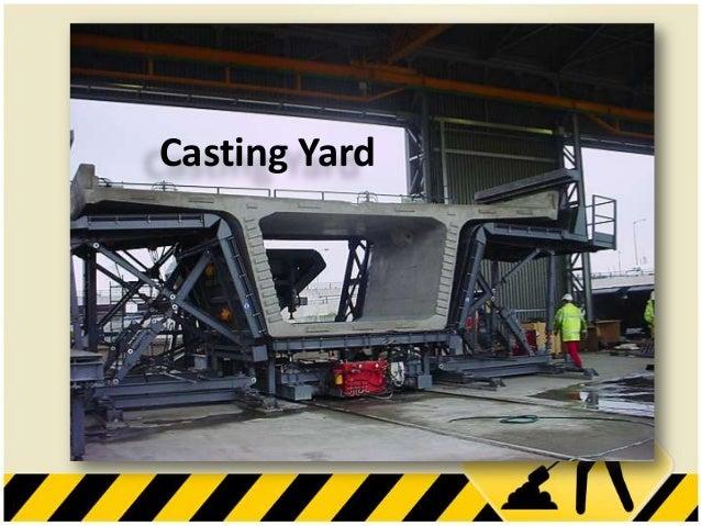 Casting Yard