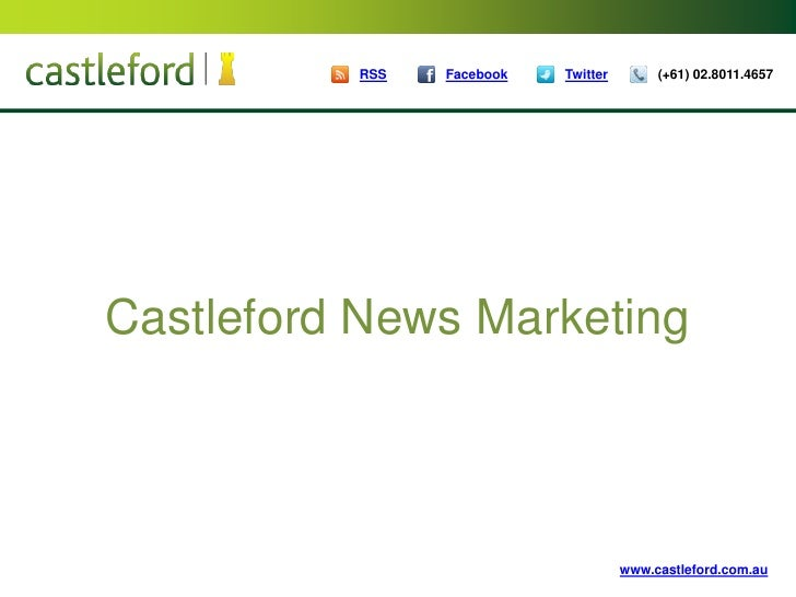Castleford News Marketing<br />