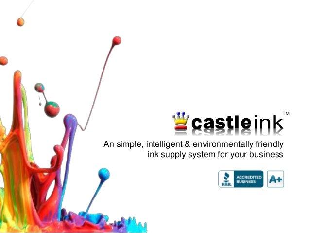 Castle Ink - Recycled Printer Ink Cartridges & Laser Toner