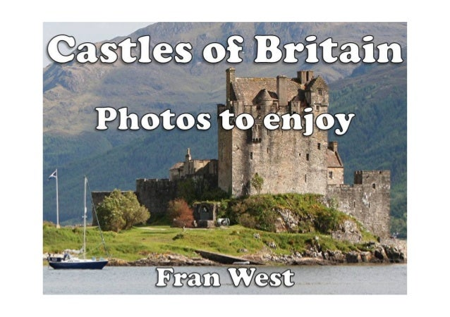Castles of Britain: Photos to enjoy (a children's picture book) Kindle Edition by Fran West
