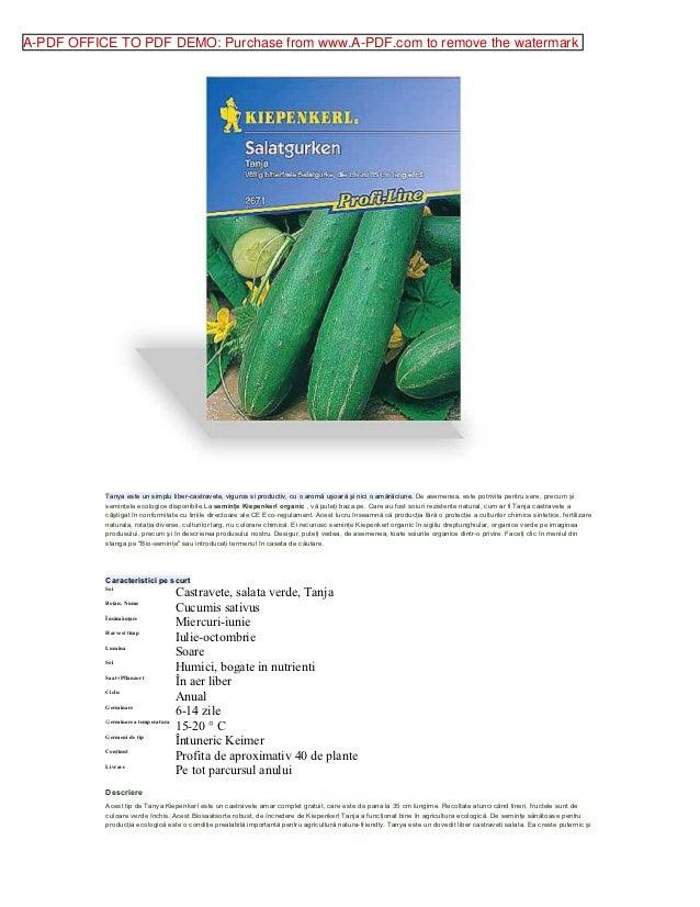 A-PDF OFFICE TO PDF DEMO: Purchase from www.A-PDF.com to remove the watermark           Tanya este un simplu liber-castrav...
