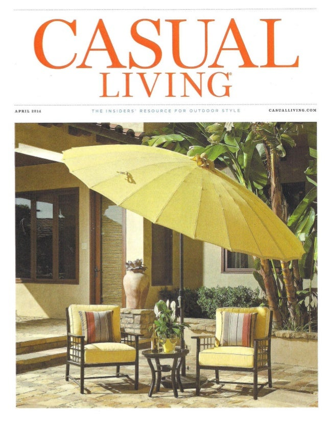 Casual Living Pools : Casual Living Magazine, April 2014 - Featuring Jimmy Reed ...