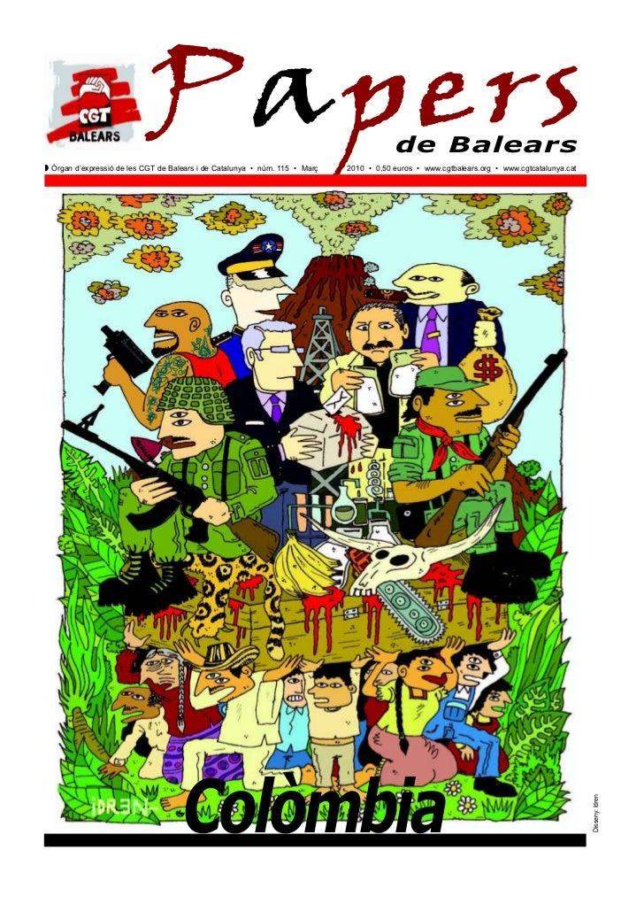 Revista Catalunya 115 Febrer 2010