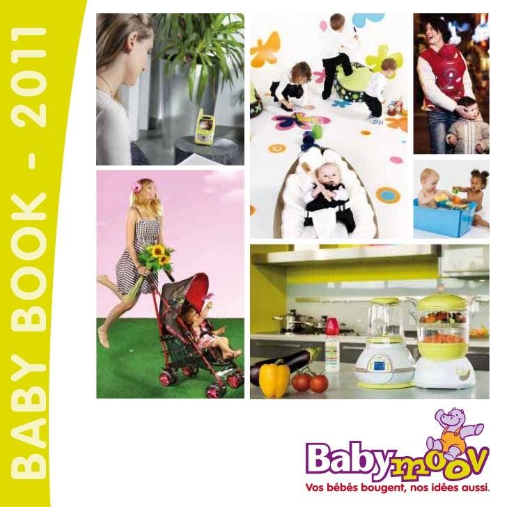 Catalogue produits Babymoov collection 2011
