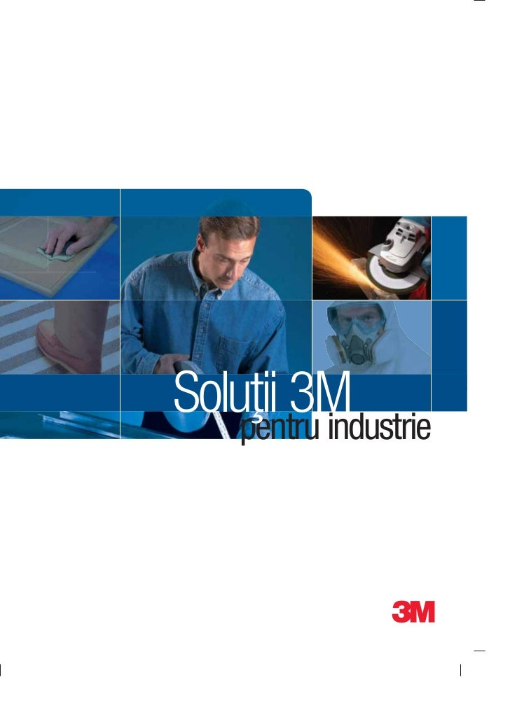Solu ii 3M    pentru industrie