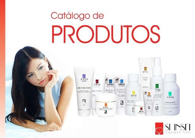 PRODUTOS Catálogo de
