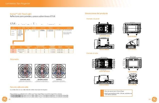 Catalogo de luminarias led hid parte4 - Catalogo de luminarias para interiores ...