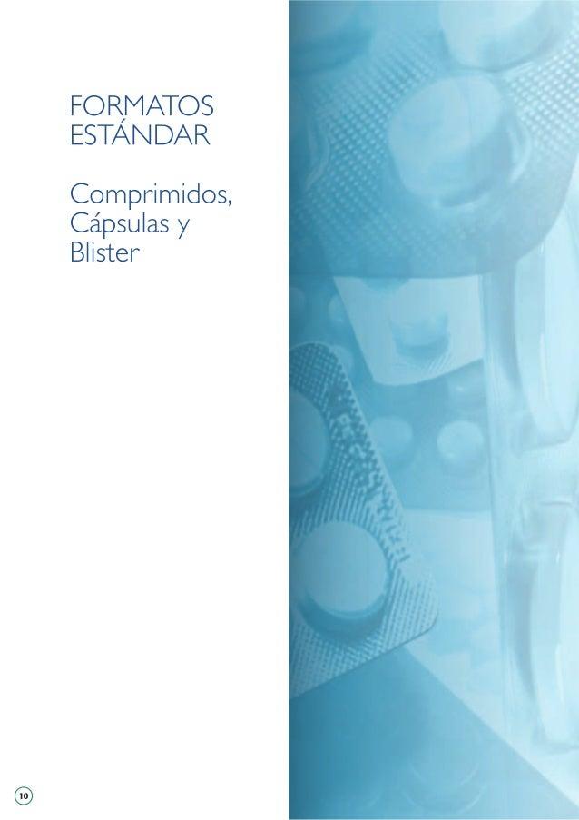 Catalogo Natysal - Formatos para fabricación a terceros
