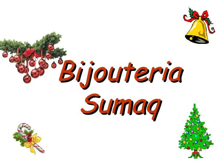 Bijouteria Sumaq