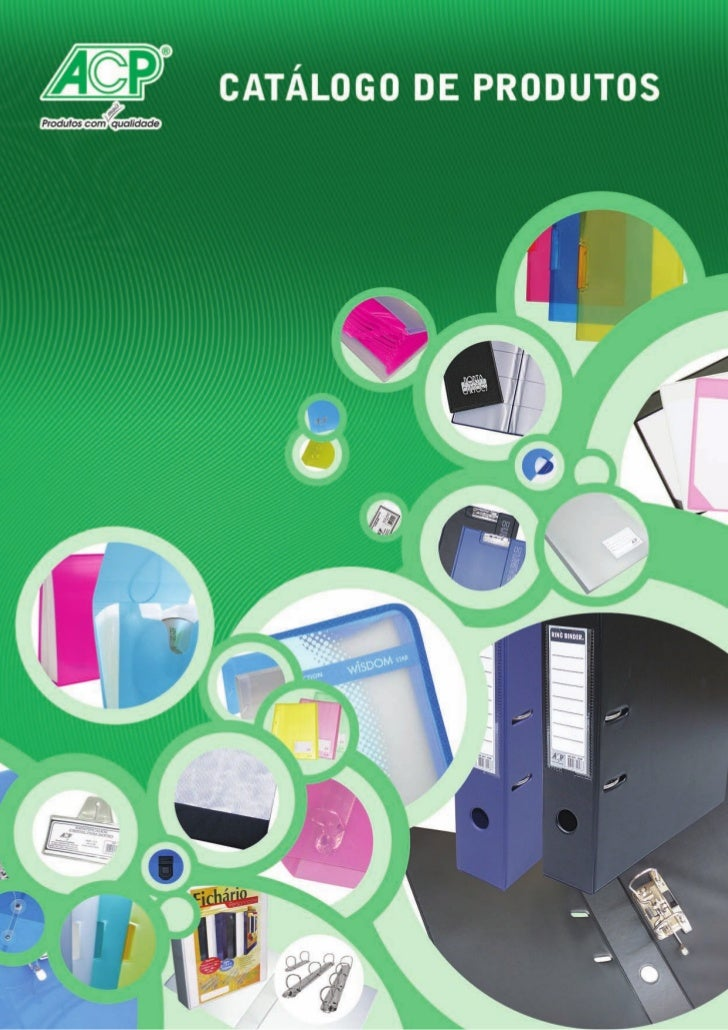 Catalogo ACP Plásticos