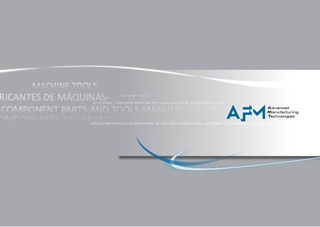 Catálogo de Prestigio AFM 2013