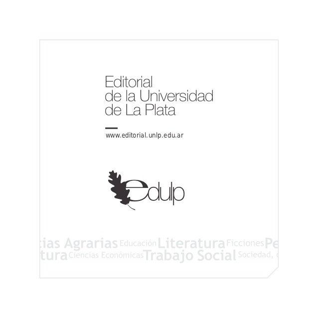 www.editorial.unlp.edu.ar
