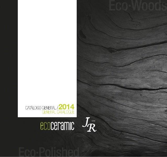 Cat logo 2015 ecoceramic jrsink cer mica for Sanitarios gala catalogo