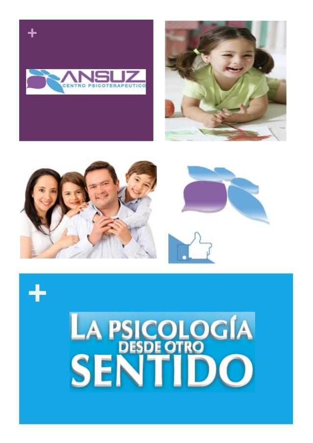 Ansuz Servicios de Psicología, Psicopedagogía, terapia lenguaje, terapia de pareja