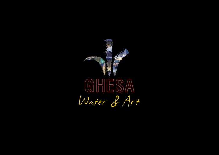 GHESA Water and Art