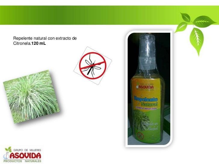 Repelente natural con extracto deCitronela.120 mL
