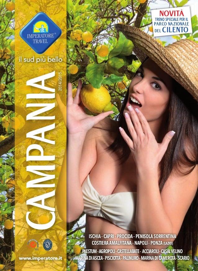 Catalogo Campania 2014 | Imperatore Travel