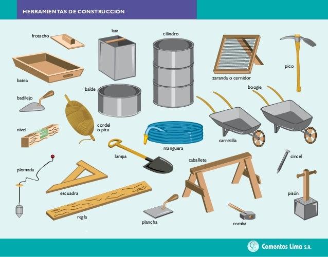 Catalogo cementos lima marzo 2008 como construir tu casa for Casas de herramientas