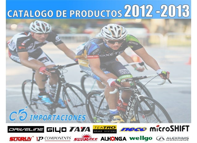 CATALOGODEPRODUCTOS   2012 -2013