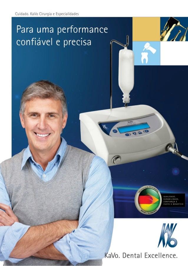 KaVo - Catálogo de Produtos - Cirurgia e Especialidade