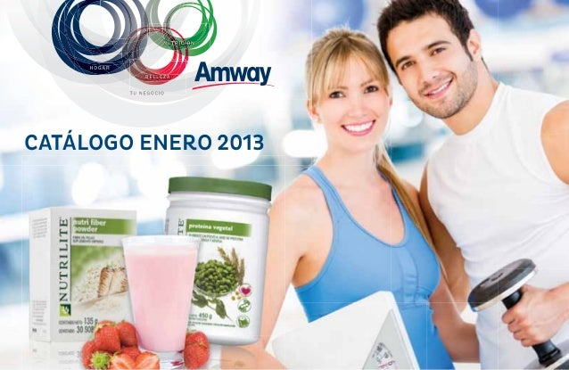 Catálogo Amway 2013