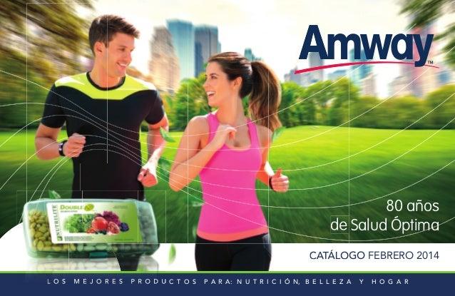 Catalogo Amway Colombia Febrero 2014