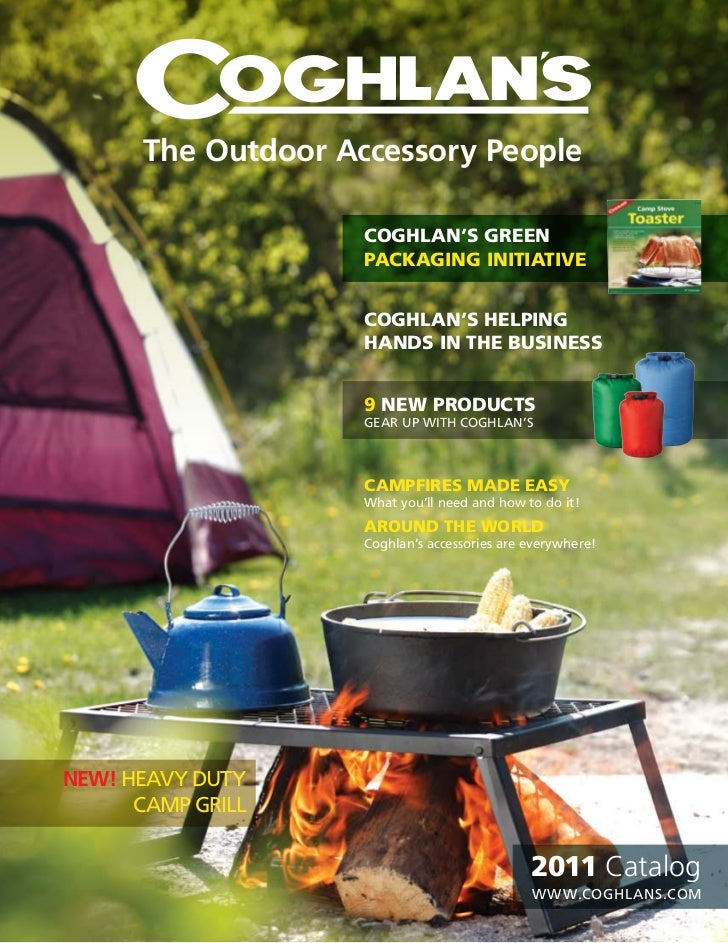 The Outdoor Accessory People                    Coghlan's green                    paCkaging initiative                   ...